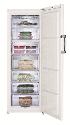 Изображение Beko FS127330N freezer Freestanding Upright White 237 L