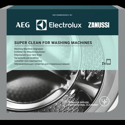Изображение Akcija! Electrolux Super Clean attaukotājs veļas mašīnām, iepakojumā 2 gab.x50g