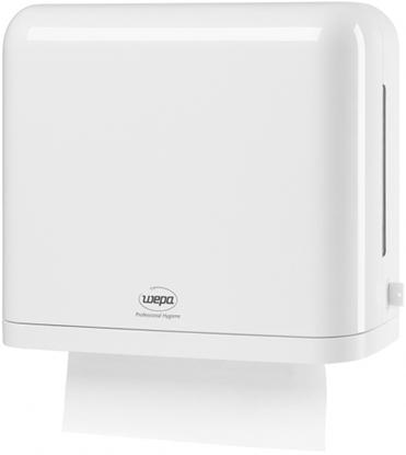 Изображение Holder Wepa for hand towel sheets (V-fold mini) 331020/LPL