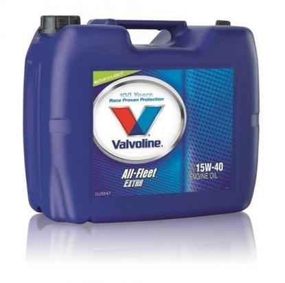 Изображение VALVOLINE Motoreļļa ALL FLEET EXTRA 15W40 20L,