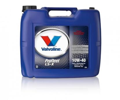 Изображение VALVOLINE Motoreļļa PROFLEET LS-X 10W40 20L,