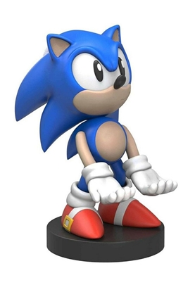 Picture of Cable Guys: Sonic The Hedgehog - Sonic, Phone and Controller Holder incl. Type-C Cable