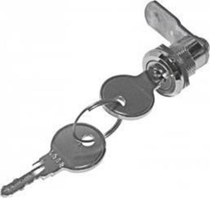 Изображение Slēdzene ar atslēgu kolektoru skapjiem, KAN-therm