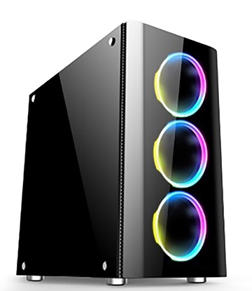 Picture of Case|XILENCE|X502|MidiTower|Not included|ATX|MicroATX|MiniITX|X502