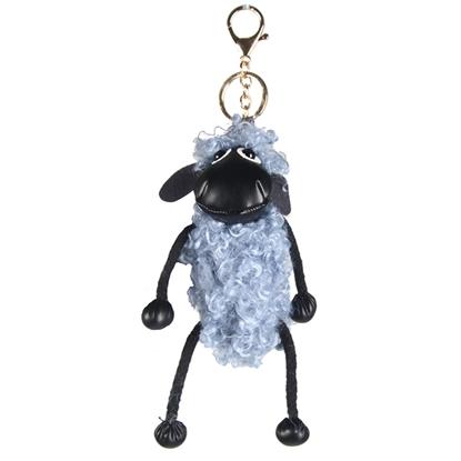 Изображение Atslēgu piekariņš Acces aita zila