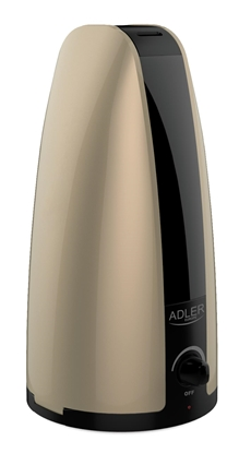 Picture of Adler AD 7954 humidifier 1 L 18 W Black,Gold