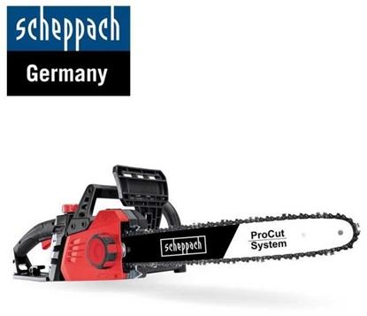 Изображение Elektriskais ķēdes zāģis CSE 2600, Scheppach
