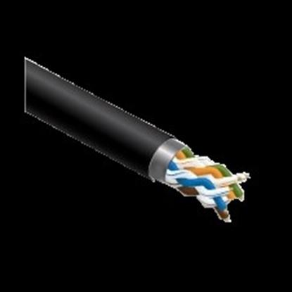 Attēls no Datortīklu kabelis, INSTALL BASE, CAT5E FTP, ārdarbu montāžai,305 m