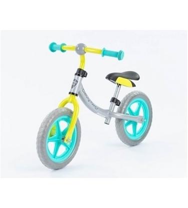 Изображение Balansa velosipēds 12 collas ar metālisko rāmi līdz 25 kg no 3 gadiem UR-WB-08GREEN