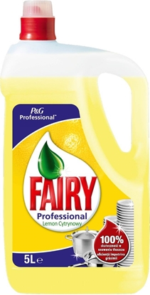 Picture of Fairy P&G Professional - Dish soap 5 l