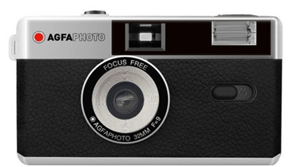 Picture of Agfaphoto Reusable Photo Camera 35mm black