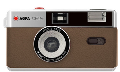 Picture of Agfaphoto Reusable Photo Camera 35mm brown