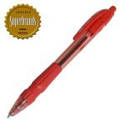 Изображение *Pildspalva lodīšu Exec-5 1.0mm sarkana ABP89475