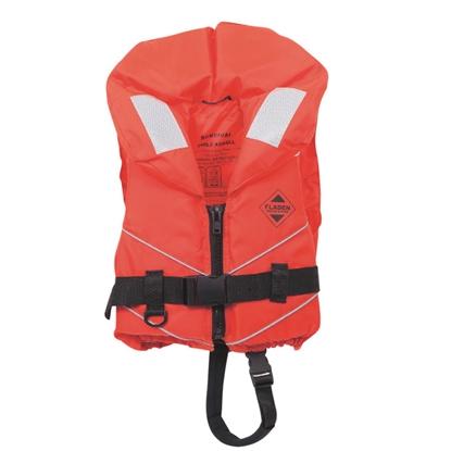 Изображение Glābšanas veste 53x42x12cm 50-70 kg oranža