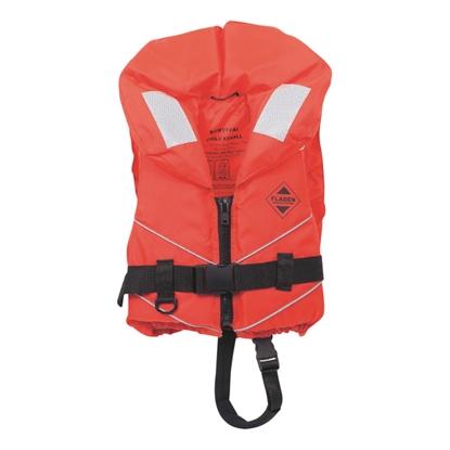 Изображение Glābšanas veste 68x36x7.5cm 40-50 kg oranža