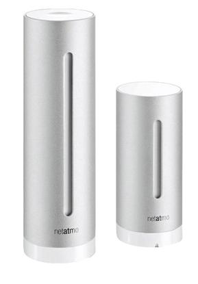 Picture of Netatmo NSW01-EC digital weather station Aluminum Wi-Fi