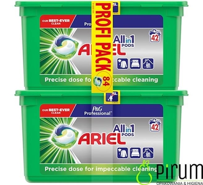 Изображение Ariel Regular Washing capsules 2x42 pcs.