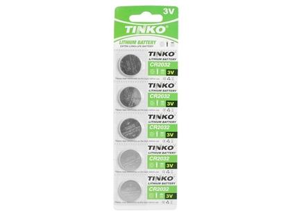 Picture of LXTK10 Baterija TINKO CR2032 (1gab)