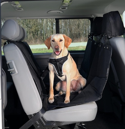 Attēls no TRIXIE 1324 vehicle interior covering / accessory Seat animal protector