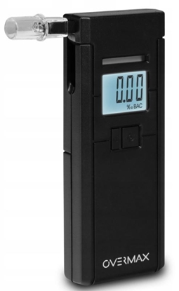 Picture of OVERMAX BREATHALYZER AD-09