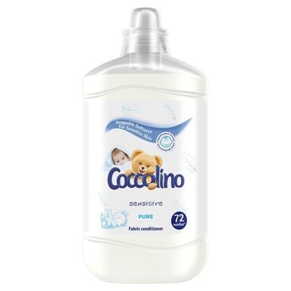Изображение Coccolino Sensitive Pure fabric softener