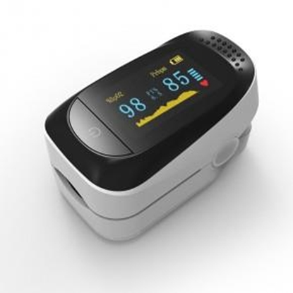 Attēls no Pulse Oximeter Oromed Oro Pulse White