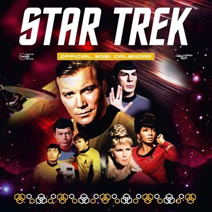 Изображение 2021 Calendar - Star Trek, 30x30cm