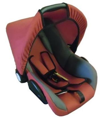 Picture of Bambino 0-13kg. (LB321) Sarkana autokrēsls