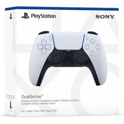 Attēls no Sony Dualsense Sony PS5 White