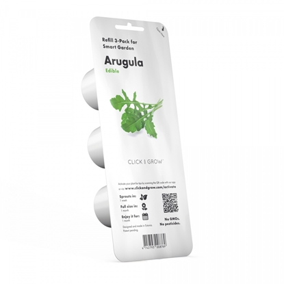 Picture of Kapsułki roślinne Click and Grow Plant Pods Rukola 3-Pack SGR19X3