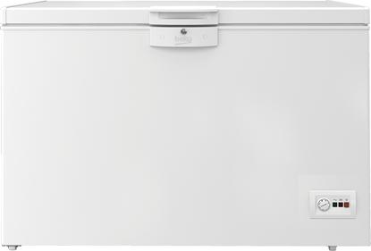 Изображение BEKO Freezer box HSA29540N A++, 284L, 86 cm, White