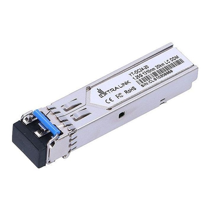Picture of Extralink EX.2183 network transceiver module Copper SFP