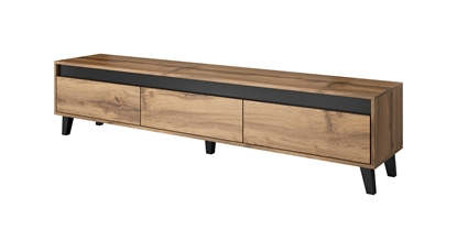 Picture of Cama TV stand NORD wotan/antracite