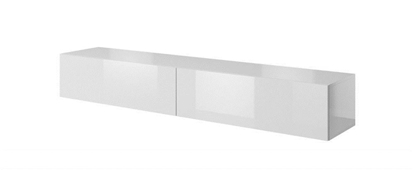 Picture of Cama TV stand SLIDE 200 white gloss