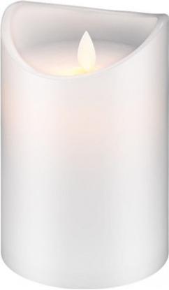 Attēls no Goobay LED vaska svece, 10 x 15 cm - skaists un drošs apgaismojuma risinājums