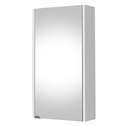 Изображение Skapis ar spoguli ,41-11 balts