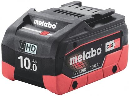 Attēls no Akumulators 18V / 10,0 Ah LiHD, Metabo