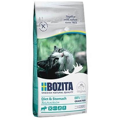 Attēls no Bozita - Diet & Stomach Grain free Elk 400g