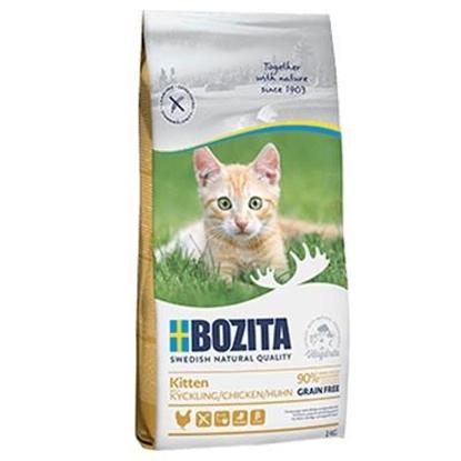 Attēls no Bozita - Kitten Grain free Chicken 10 kg