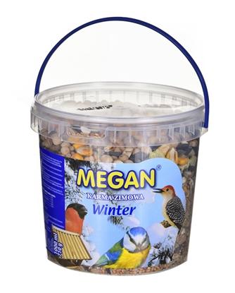 Изображение MEGAN Pokarm na zimę dla ptaków 1l