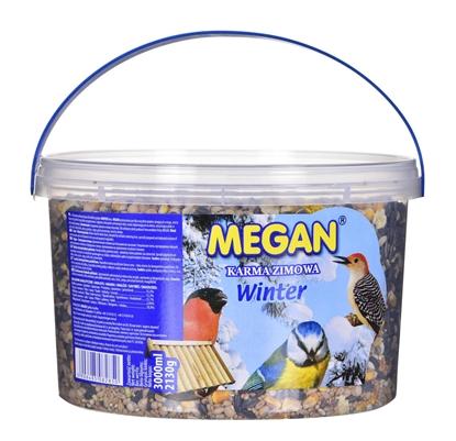 Изображение MEGAN Pokarm na zimę dla ptaków 3l