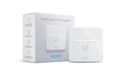 Изображение AEOTEC Smart Boost Timer Switch Z-Wave Plus