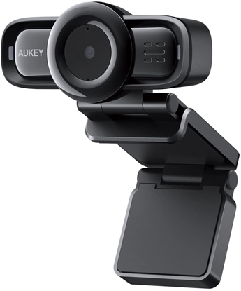 Picture of Aukey USB Intergration Camera PC-LM3 Black, 1080p, USB 2.0