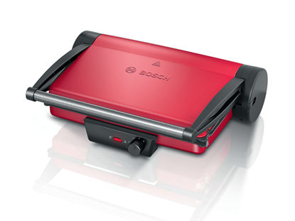 Picture of Bosch Grill TCG4104 Contact, 2000 W, Red