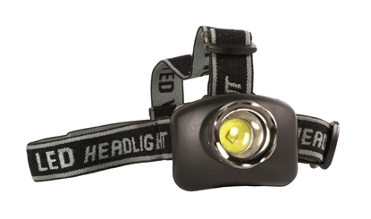 Picture of Camelion Headlight CT-4007 SMD LED, 130 lm, Zoom function