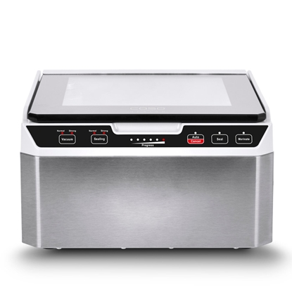Picture of Caso Chamber Vacuum sealer VacuChef 40 Power 280 W, Stainless steel