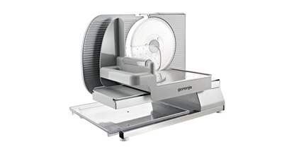 Picture of Gorenje Food Slicer R706A Stainless steel, 180 W, 17 mm