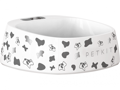 Attēls no PETKIT Scaled bowl Fresh Capacity 0.45 L, Material ABS, Milk Cow