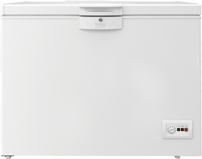 Picture of BEKO Freezer Box HSA24540N 230L 86cm, Energy class E (old A++), White