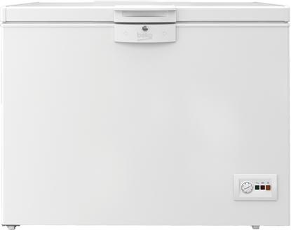 Изображение BEKO Freezer Box HSA24540N 230L 86cm A++ White